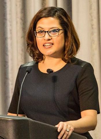 Amanda M. Navarro, Director of PolicyLink.