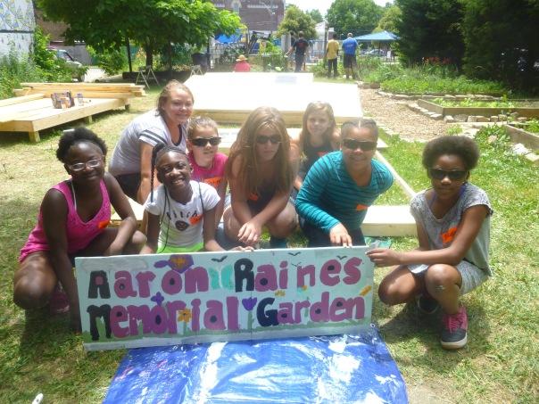 Spirit of Construction Foundation's Summer Camp